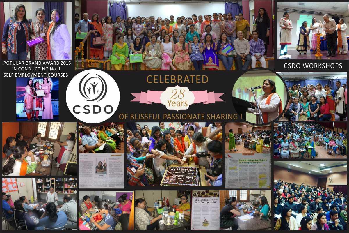CSDO : CELEBRATING 28 YEARS