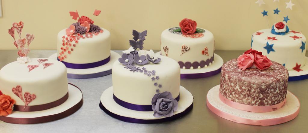CSDO Professional Cake Making Courses
