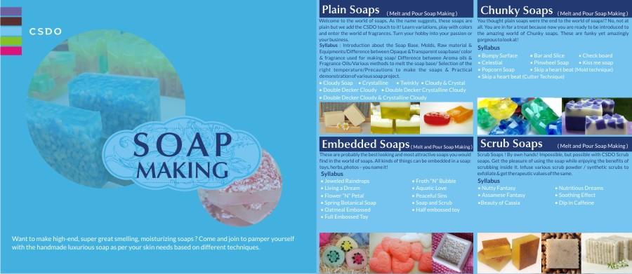 CSDO soap making