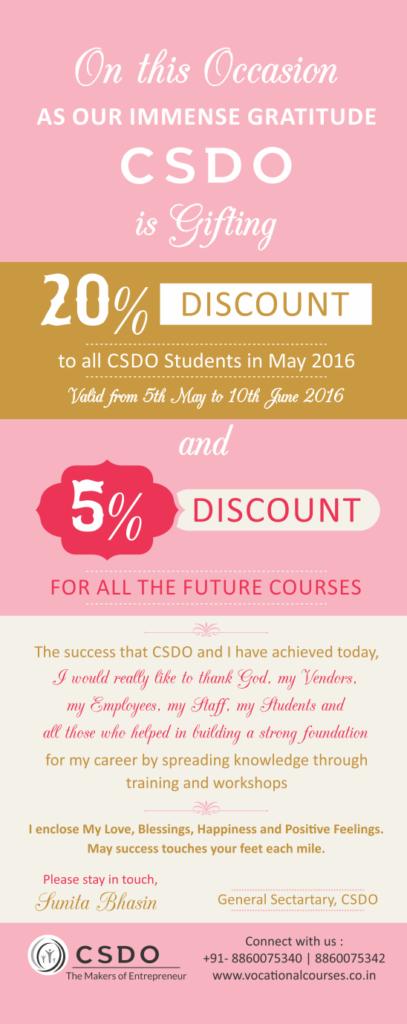Discount on Celebration by csdo