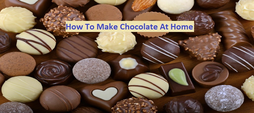 How To Make Chocolate At Home | Professional Chocolate