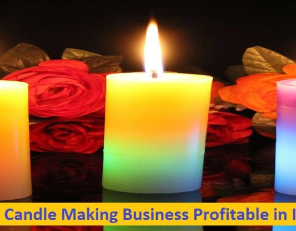 Candle Making Business Profitable in India
