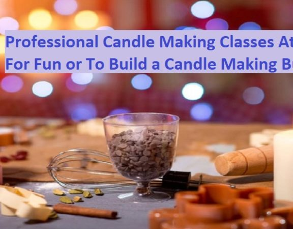 Professional Candle Making Classes