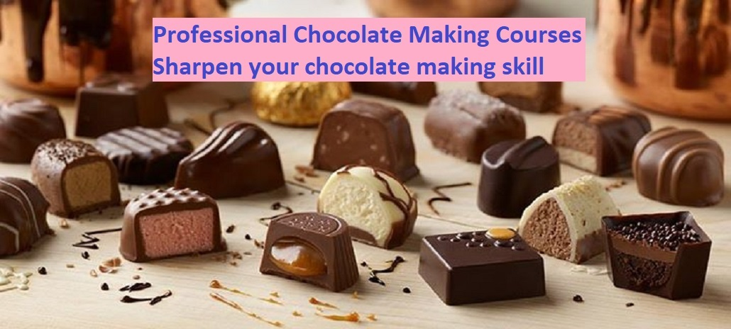 Professional Chocolate Making Courses in Delhi