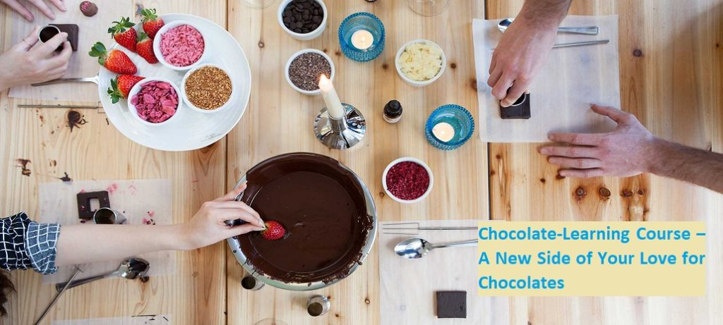 Professional Chocolate Making Courses – Sharpen Your